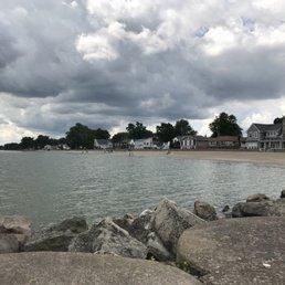 Photo Of Luna Pier And Beach Mi United States