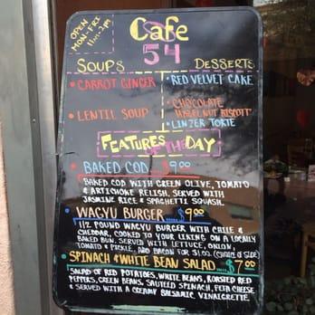 Cafe 54 tucson