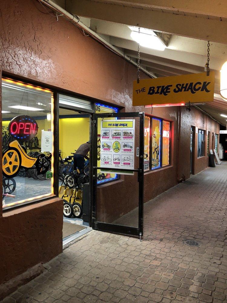 The Bike Shack: 101 N Ocean Dr, Hollywood, FL