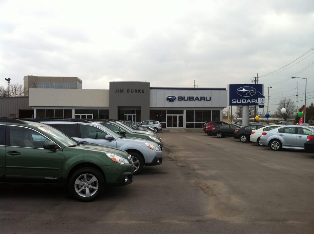 Jim Burke Subaru Car Dealers 1301 5th Ave N