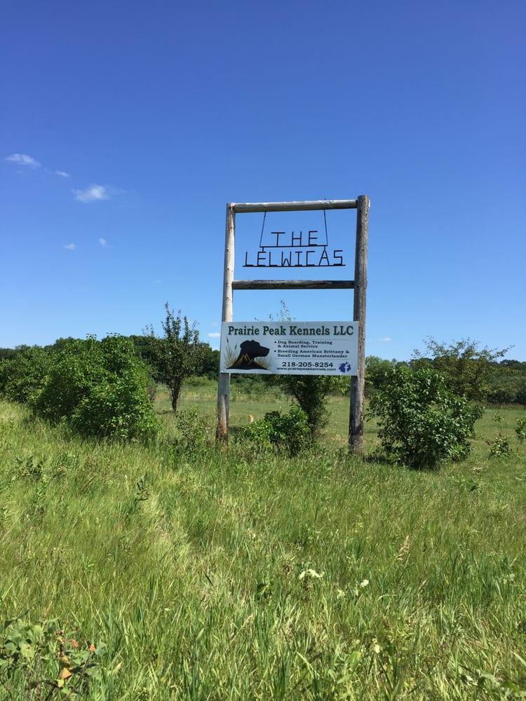 Prairie Peak Kennels: 3042 Mums Rd NW, Parkers Prairie, MN