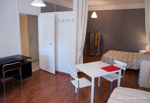 Appartements meubl s alloggi per studenti 16 rue julia - Chambre universitaire marseille ...