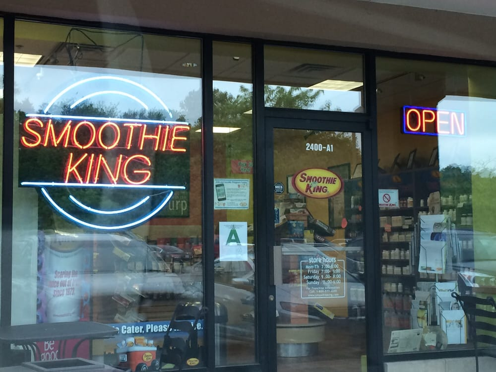 Smoothie king juice bar smoothies 2400 lime kiln ln for King fish louisville