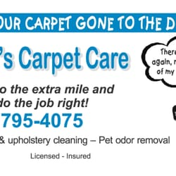 Photo Of Kevins Carpet Care
