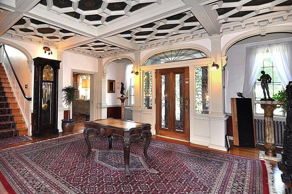 Edgewood Manor Bed And Breakfast Providence Ri