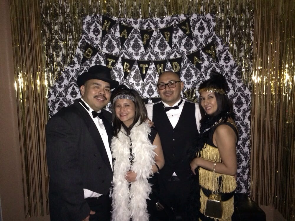 Great Gatsby Themed Party Yelp