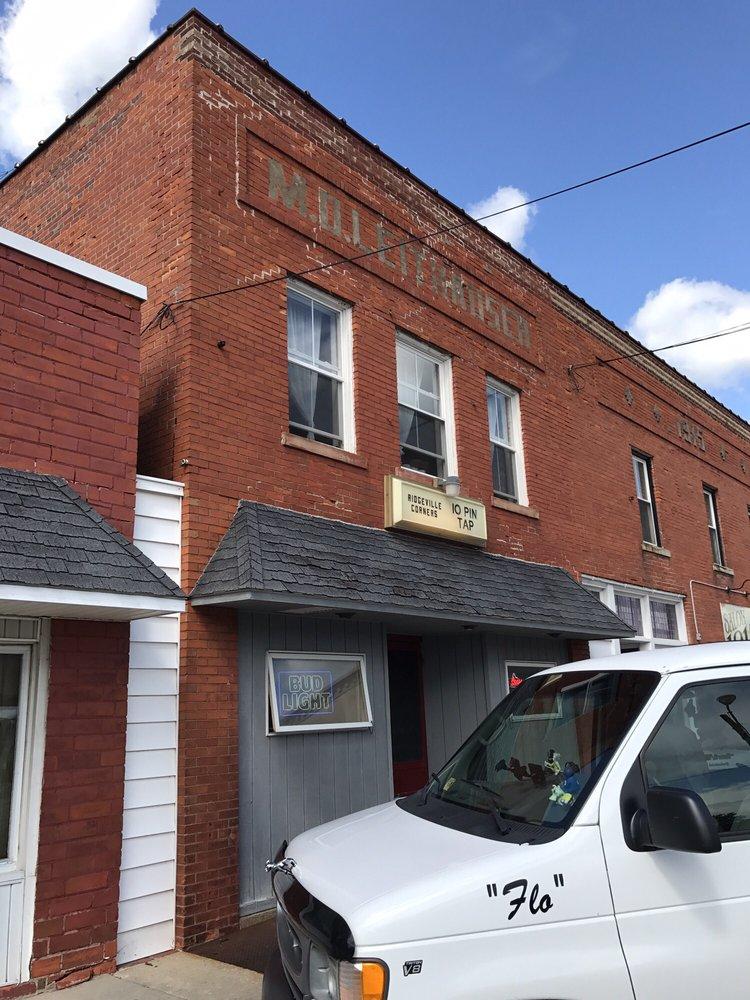 10 Pin Tap: 20356 County Road X, Ridgeville Corners, OH
