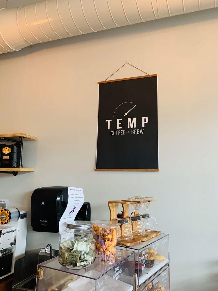 Temp Coffee and Brew: 1420 US Hwy 19 S, Leesburg, GA