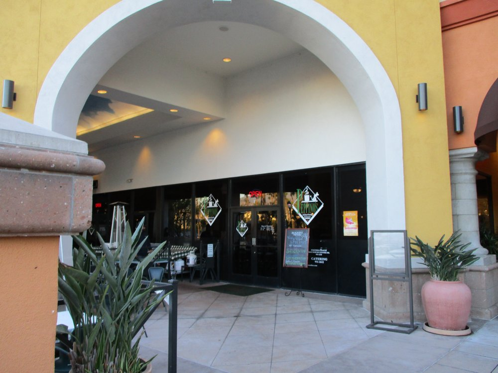 Peppino S Italian Restaurant: Front Entrance To Peppino's