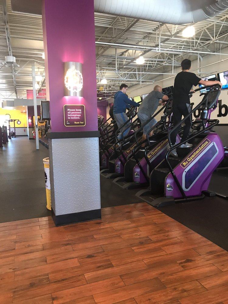 Planet fitness santa fe
