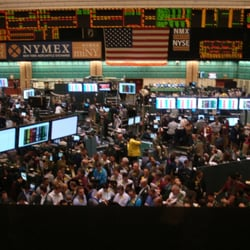 New York Mercantile Exchange Financial Services 1 N