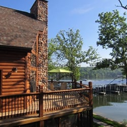 Photo Of Chalets On Table Rock Lake Lampe Mo United States