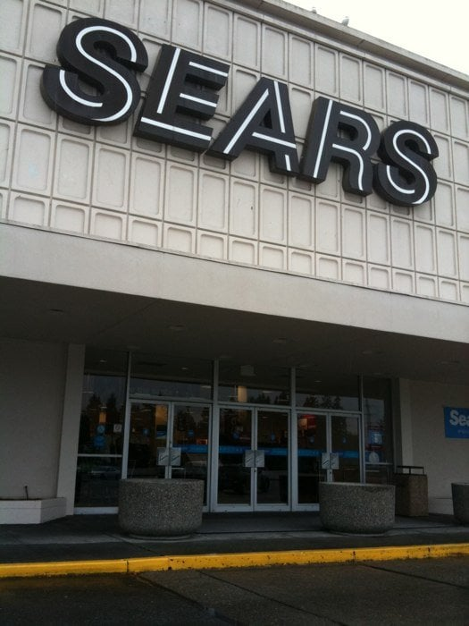 Sears Department Stores 15711 Aurora Ave N Shoreline
