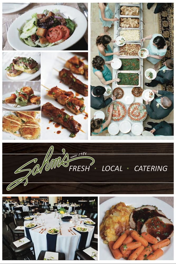 Sahm's Catering