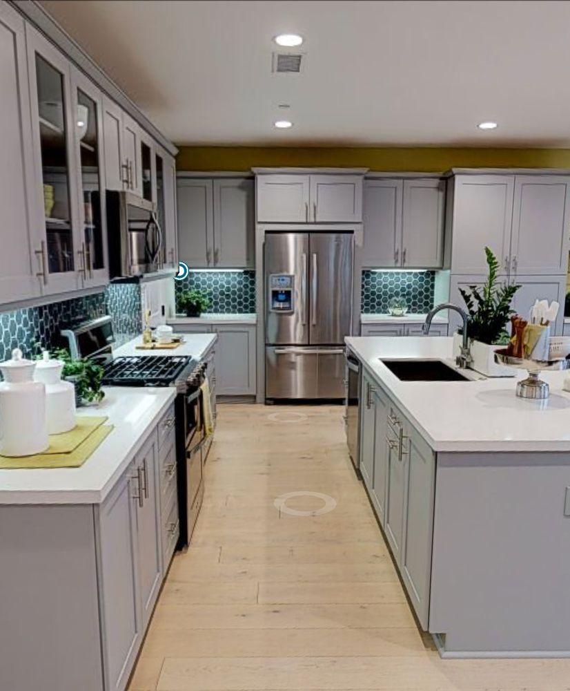 White Kitchen Cabinets Out Of Style: APEX Kitchen Cabinet Quartz & Granite Countertop