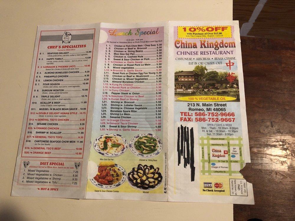 China Kingdom