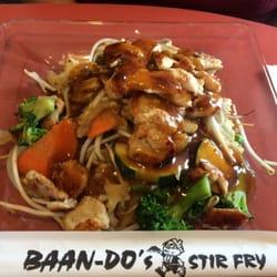 Baan Do S Stir Fry Restaurants 2680 James Street Duncan Bc