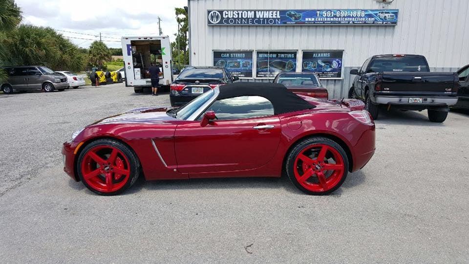 West Palm Beach Custom Auto Body