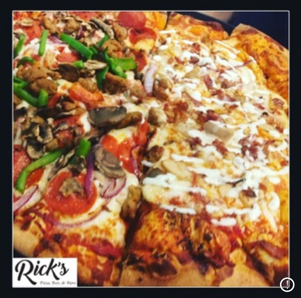 Rick's Pizza, Beer, & More