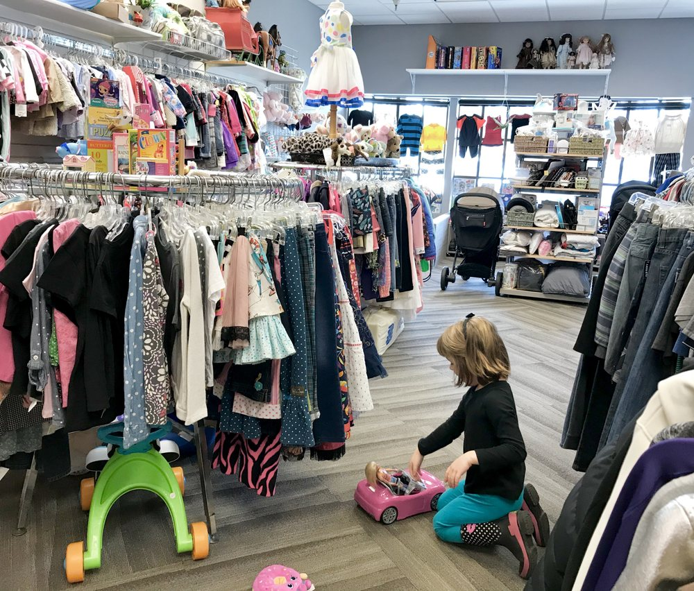 Little People's Store: 243 Mt Hermon Rd, Scotts Valley, CA