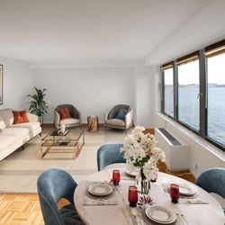 Photo Of Waterside Plaza   New York, NY, United States. Living Room