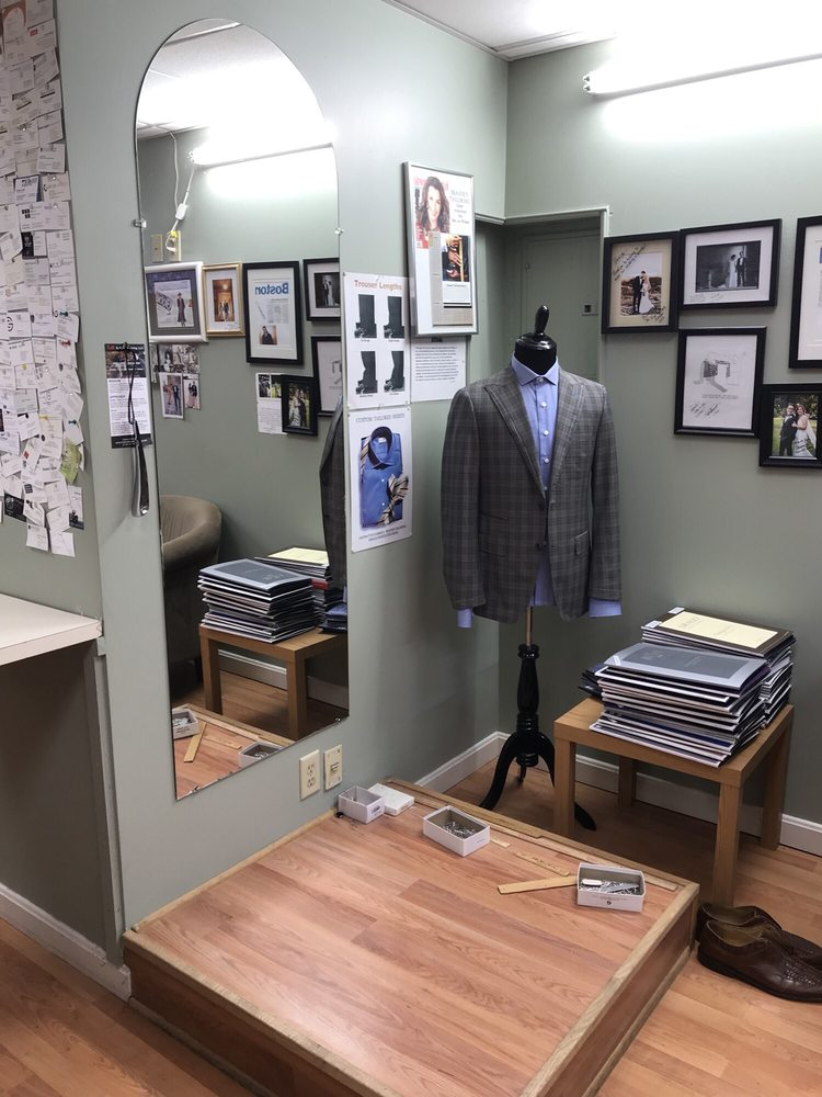 Beauge's Tailoring Alterations For Men