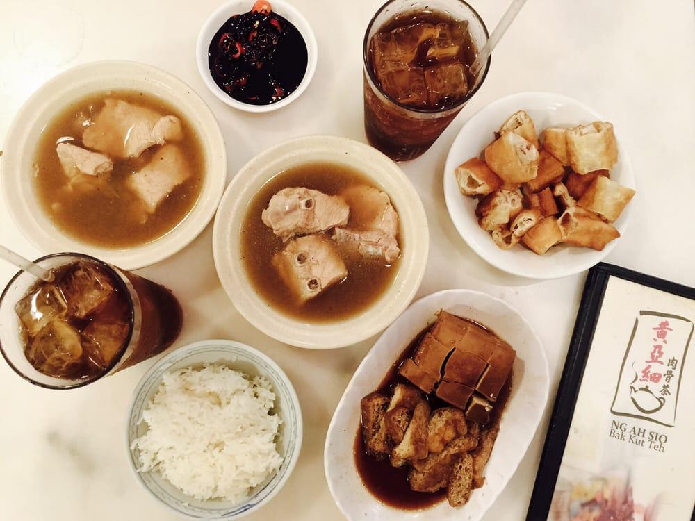 Ng Ah Sio Pork Ribs Soup Eating House