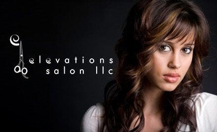 Elevations Salon: 129 Nc Hwy 801-S, Advance, NC