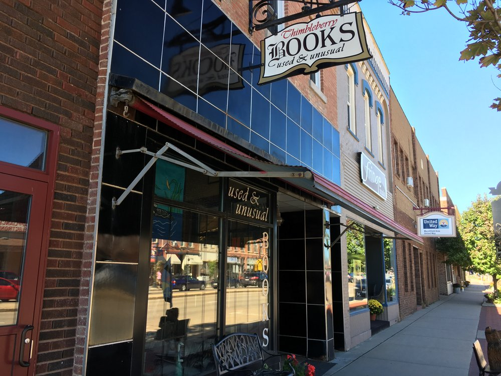 Thimbleberry Books: 166 S Central Ave, Marshfield, WI