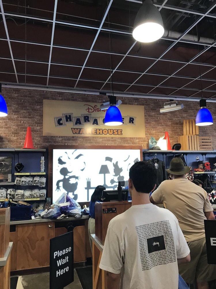 Disney's Character Warehouse: 4951 International Dr, Orlando, FL