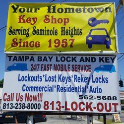 Tampa bay lock and key inc