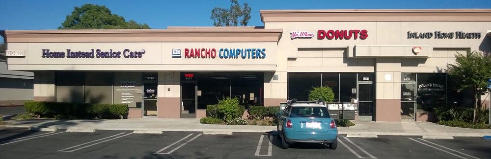 Rancho Computers: 9217 Archibald Ave, Rancho Cucamonga, CA