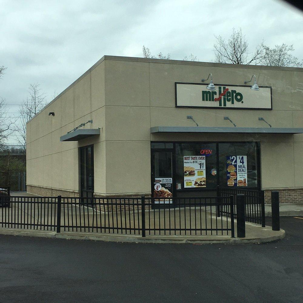 Mr Hero: 5755 Granger Rd, Independence, OH