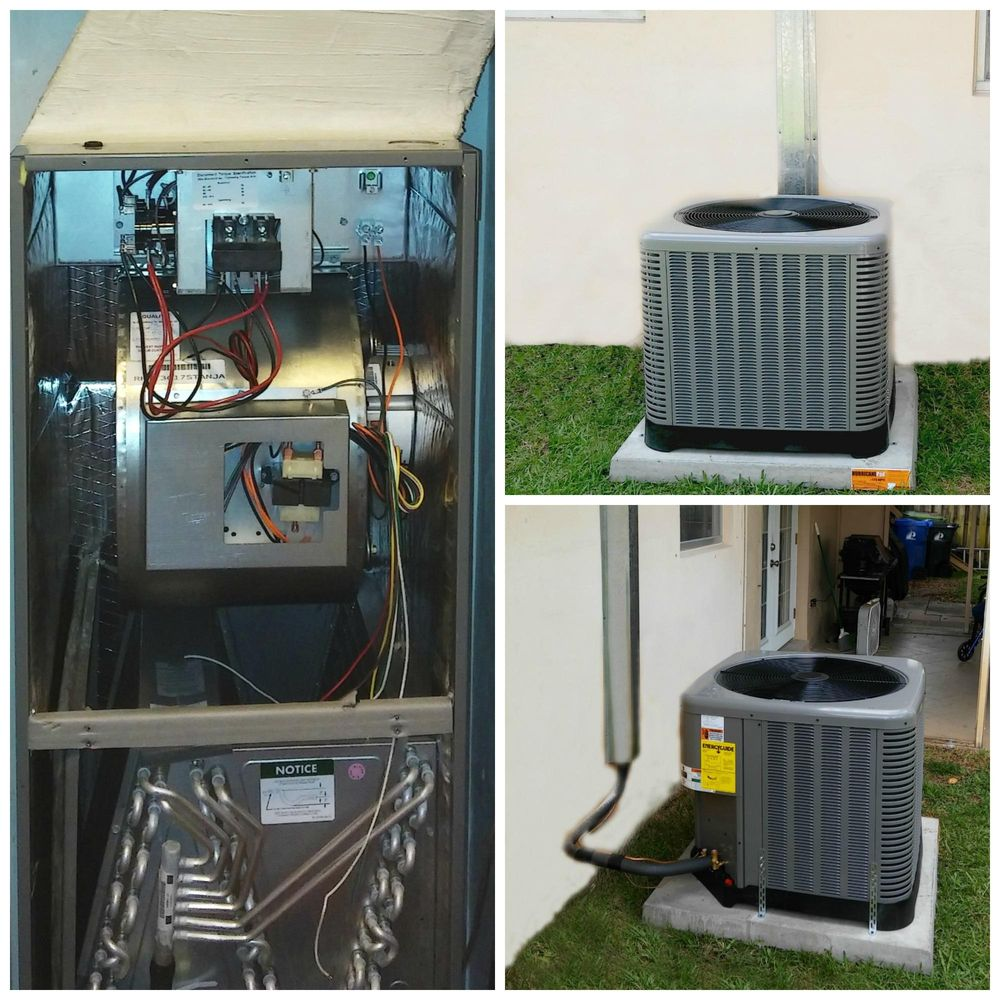This Install Was Performed At A Home Where There Was No