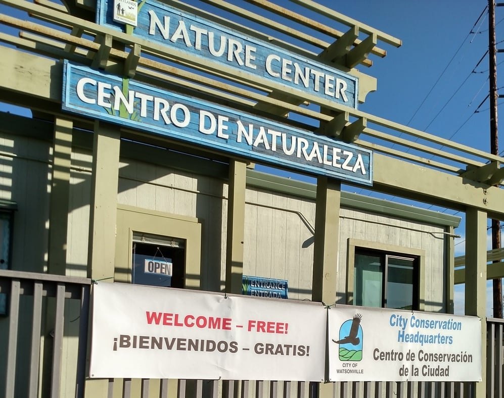 City of Watsonville's Nature Center: 30 Harkins Slough Rd, Watsonville, CA