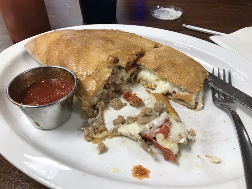 Memo's Pizza: 522 E Nash St, Spring Hope, NC