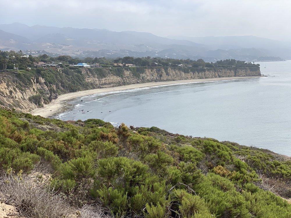 Point Dume Cove Trail: 29245 Cliffside Dr, Malibu, CA