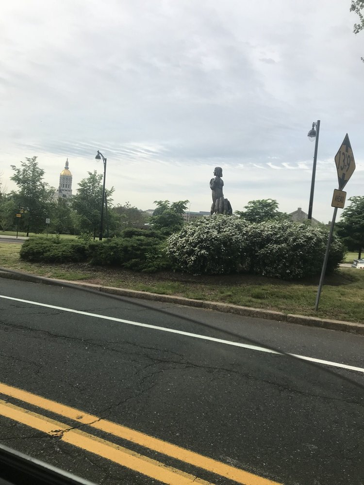 Alice Cogswell Statue