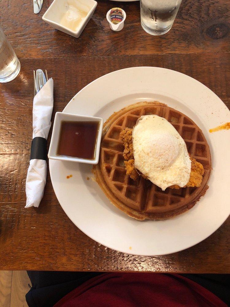 Uptowne Cafe & Bakery: 1217 Caledonia St, La Crosse, WI