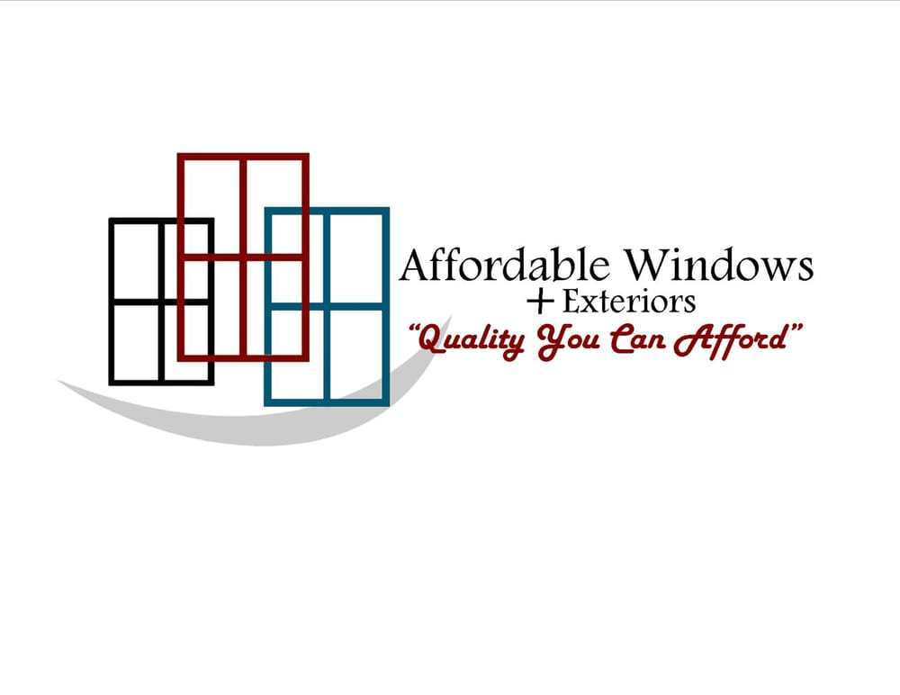Affordable windows plus exteriors 14 1730 for Affordable windows