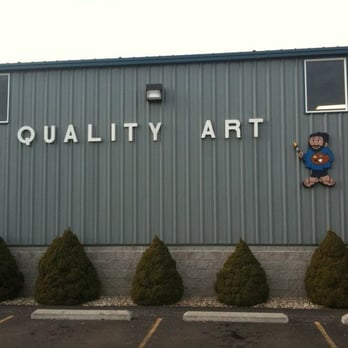 Quality Art 28 Photos 16 Reviews Art Supplies 200 E 52nd St Garden City Id Phone