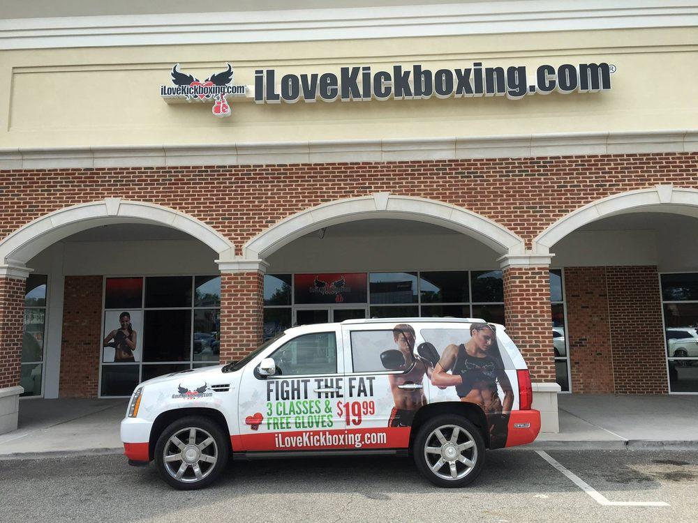 iLoveKickboxing- Newsport News