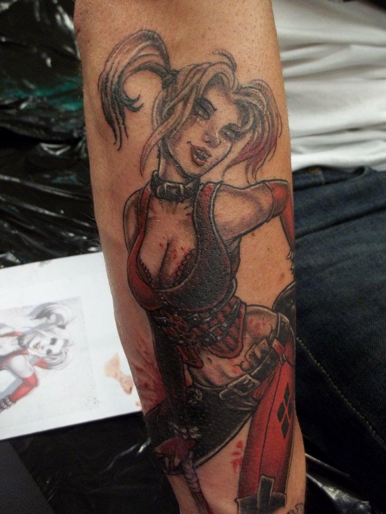 Spy Tattoos llc.: 403A W Main St, Gaylord, MI