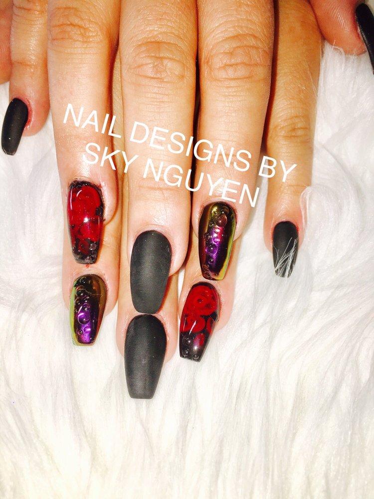 Hot Nails - 145 Photos & 54 Reviews - Nail Salons - 623 Meacham Rd ...
