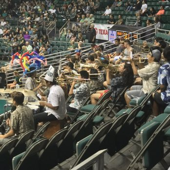 Photo Of Stan Sheriff Center Honolulu Hi United States Sitting Next To