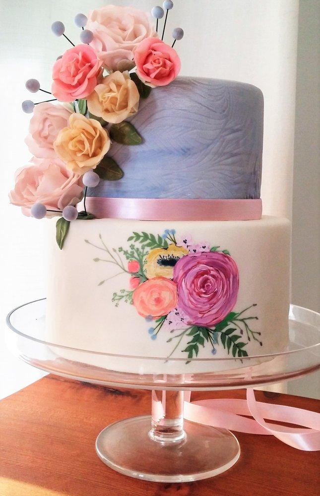 Pennyroyal Cakes
