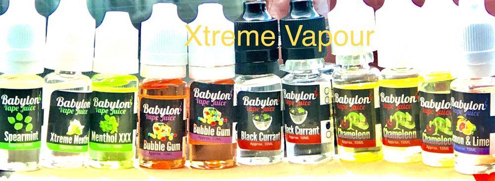 Xtreme Vapour Electronic Cigarettes