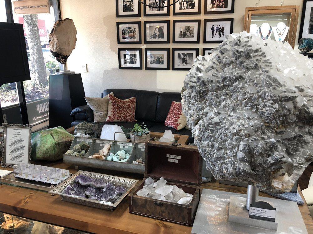 RockShop Fine Gems & Jewelry: 529 Central Ave, St. Petersburg, FL