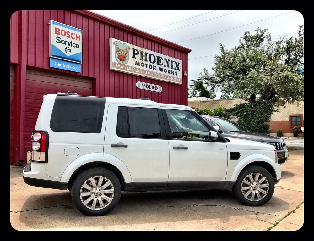 Great Place For Land Rover Maintenance Same Day Service Too Yelp - Land rover austin service