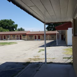 Photo Of Hills Motel Junction Tx United States Outside With Parking In